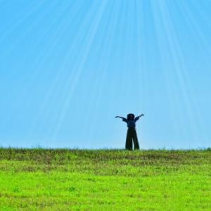 銀杏の葉っぱイメージ瞑想をstandfmで音声配信